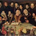 01_Martin Luther im Kreise von Reformatoren, 1625;1650