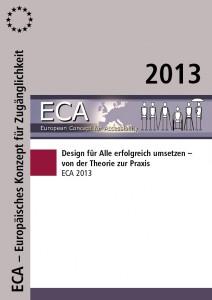Titel Veröffentlichung ECA 2013
