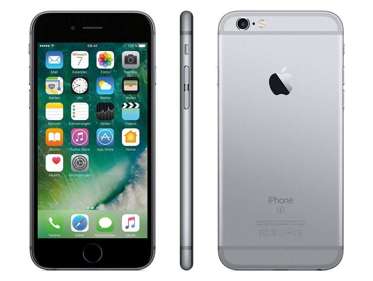 Das Iphone in drei Ansichten