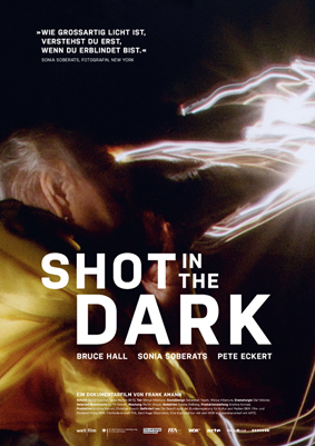 "Filmplakat ""Shot in the dark"""