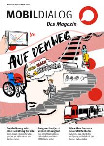 Titelbild des Zeitschrift Mobildialog