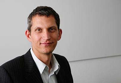 Portrait von Mathias Knigge (Vorsitzender)